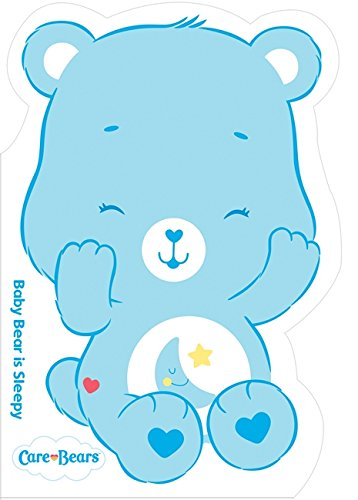 Baby Bedtime Bear: Shaped Board Book 4 (Care Bears, Band (Bär Tenderheart)