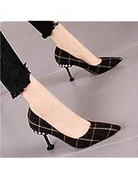 Zapatos Para Amazon Mujer Cuadros esPunto Diamante WDIYHeE29