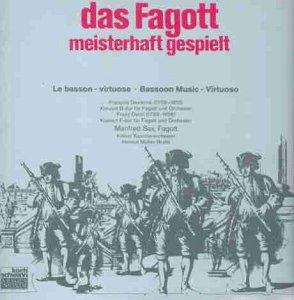 D.Fagott Meisterhaft Gespielt