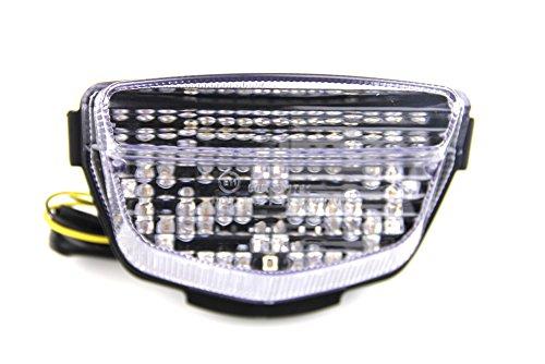 Feu arrière clair clignotant intégré taillight ducati All SBK 848 evo 2010 2012