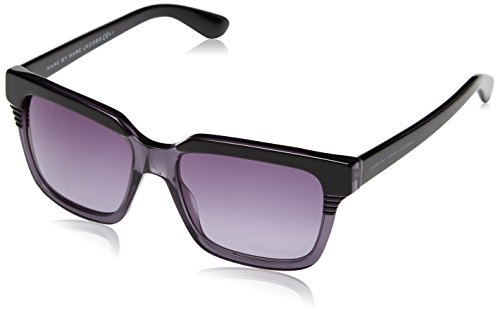 Marc By Marc Jacobs Unisex Rechteckig Sonnenbrille 99O/HD, Gr. One Size, Lila