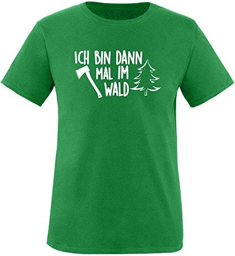 EZYshirt® Ich bin dann mal im Wald Kinder T-Shirt