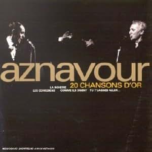 20 chansons d'or-Enregistrements originaux 1988