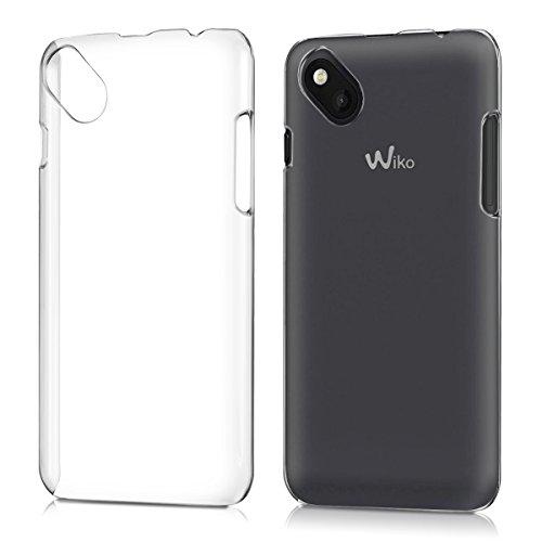 kwmobile Wiko Sunset 2 Hülle - Handyhülle für Wiko Sunset 2 - Handy Case in Transparent