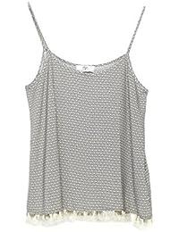 Le Temps des Cerises - Camiseta sin mangas - para mujer