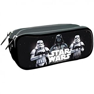 AstroFlight Star Wars Disney Darth Vader Triple Pencil Case