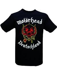 Motörhead - World Cup Deutschland T-Shirt mit Rückendruck