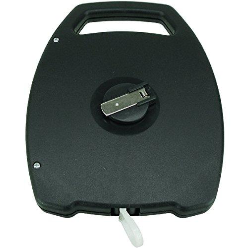 Preisvergleich Produktbild HaWe 575.50 Bandmaße 50 m in bruchsicherer ABS-Kapsel