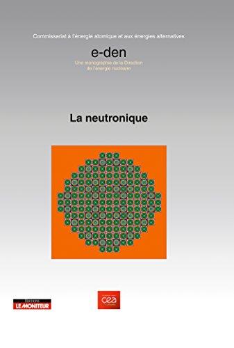 La neutronique par CEA