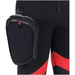 Mares Smart Pocket ub931900, Black, One Size