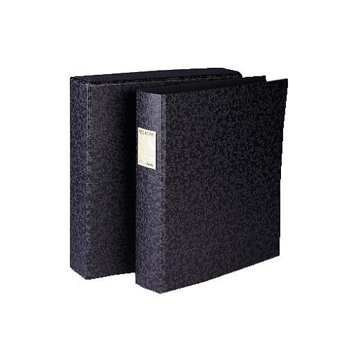Hama 2298 Negativordner, Ordner zum Abheften von Archivierungshüllen / Albumblättern, Blattgröße max.: 26 x 31 cm