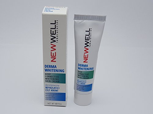 New Well - Derma Whitening Skin Cream - Deep Corrective Whitening Skin Cream