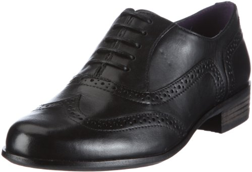 clarks-hamble-oak-moccasins-womens-black-black-leather-size-35-uk-36-eu