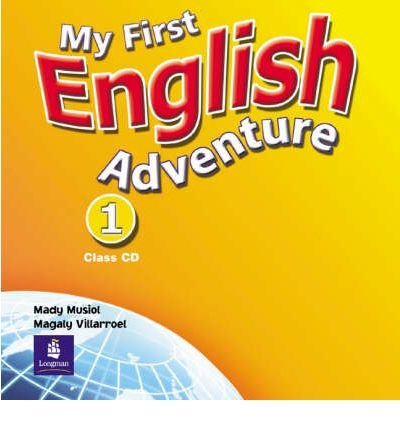 My First English Adventure Level 1 Class CD: Class CD (English Adventure) (CD-Audio) - Common