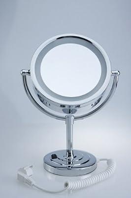 ZNL Kosmetikspiegel Schminkspiegel LED 10-fach ROHS YTL9100 von Znl auf Spiegel Online Shop