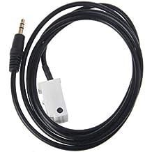 Cavo Adattatore per Cavo di Interfaccia per Autoradio Cavo Adattatore USB da 1,5 m con Strumenti di Rimozione per 307 308 407 C2 C3 C4 RD9 RD43 RD45