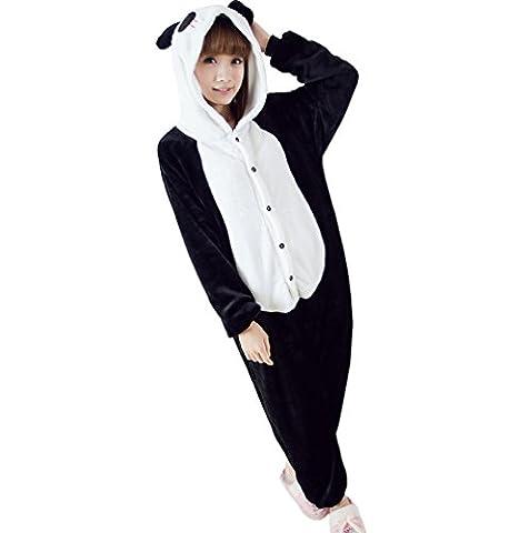 UDreamTime Halloween Costume Party Pyjamas Kigurumi Cosplay Pyjamas Panda S