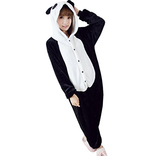 UDreamTime Halloween-Kostüm-Party-Pyjamas Kigurumi Cosplay (Kigurumi Kostüm Maske)