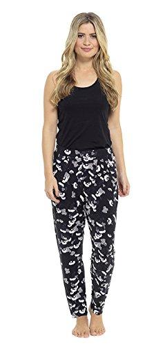 womens-ladies-printed-jersey-harem-pants-trousers-10-navy