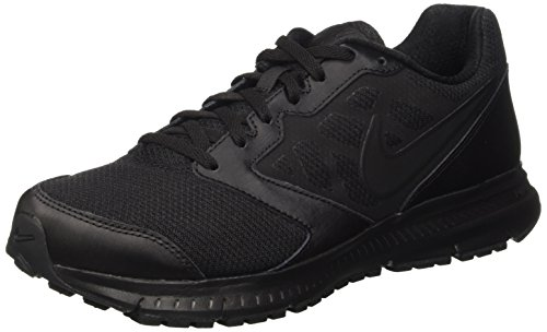 Nike Downshifter 6, Sneakers Basses Homme Noir (Nero)