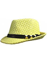 1ccec0e72de Amazon.co.uk  Yellow - Bucket Hats   Hats   Caps  Clothing