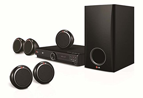 Lg Dh3140s 300w Dvd Home Theater System