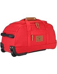 Lee Cooper – Bolsa de viaje a ruedas 2 ruedas 55 cm Weekend rojo