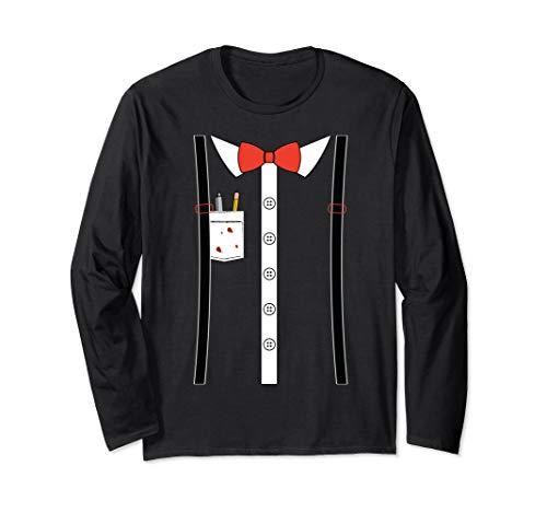 Nerd Kostüm-Shirt - Nerd Kostüm Shirt