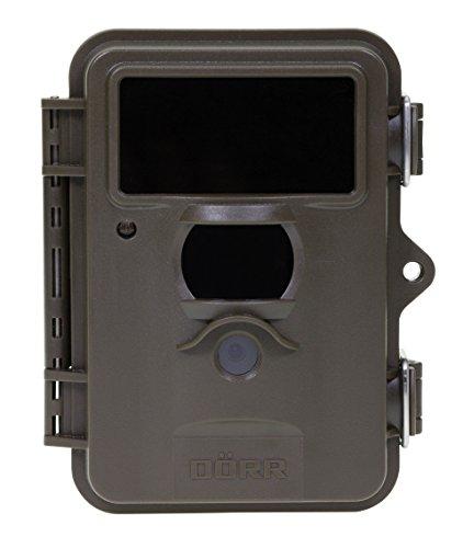 Dörr SnapShot Wild/Überwachungskamera mit 40 Black Vision LED (5 Megapixel) oliv grün
