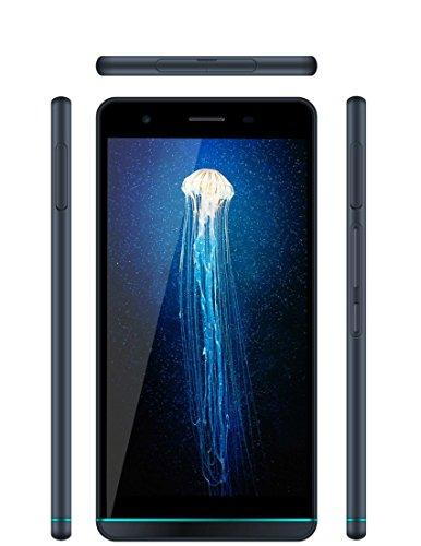 "Karbonn Aura 1, Water Resistant, 5.5"" HD Display, 2GB, 16GB, Black, 13MP Camera"