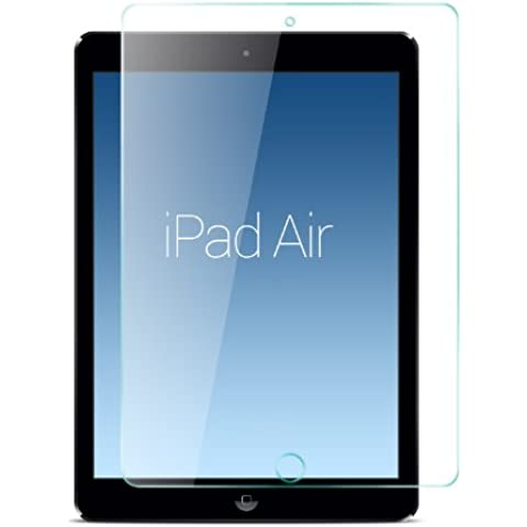 Fiona iPhone 4/4S,5/5S,5C,iPad2/3/4,iPad air,iPad Mini,iPad Mini with Retina display Screen Protector explosion proof tempered glass (Fiona Air)