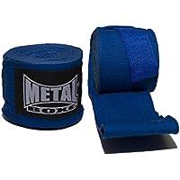 Metal Boxe - Cinta para entrenamiento (4,50 m), color azul