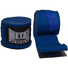 Bandes de boxe entrainement 450 cm x 5 cm couleurs au choix