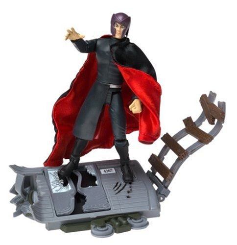 X-Men The Movie - Action Figures - Magneto by Toy Biz