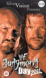 Wwe - Judgement Day 2001 [VHS] [2001]
