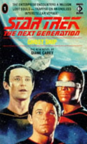 Cover of Ghost Ship (Star Trek: The Next Generation 1)