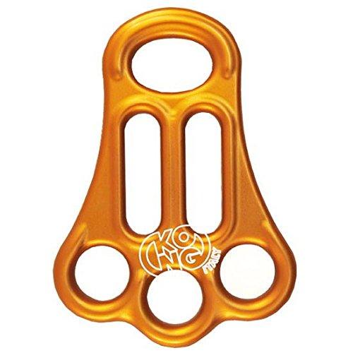 Kong Piastrina Di Assicurazione Full, Arancione
