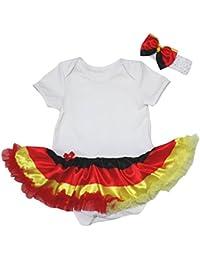Petitebelle Robe - Bébé (Fille) 0 à 24 Mois Multicolore Multicoloured 3d6db48a982
