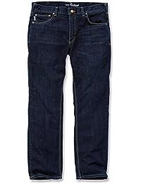 Carhartt - Jeans - Homme Rustik Rinse