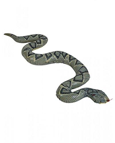 lange | 96 cm (Aufblasbare Schlange Kostüm)