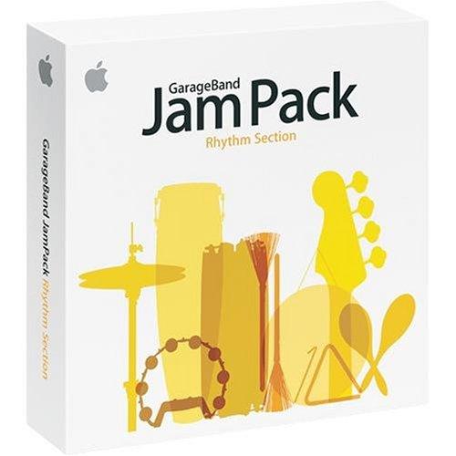 Apple GarageBand Jam Pack: Rhythm Section