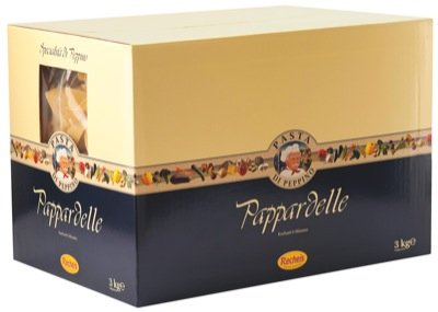 Peppino 3kg, Pappardelle