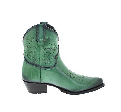Stivali Mayura 2374 Verde Moda Stivaletti Per Donna Verde Mayura Stivali Stivali Verde Verde Moda Stivaletti Verde