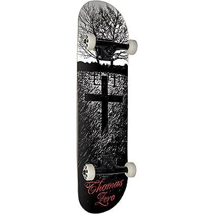 Zero-Thomas-Life-amp-Death-Skateboard-da-adulto-Multicolore