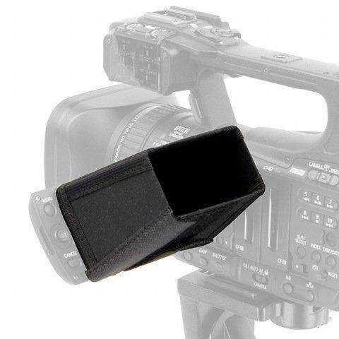 FOTON LCDHD8   PARASOL PARA CAMARA DE VIDEO DE ALTA DEFINICION CON PANTALLA LCD 3 5 16:9