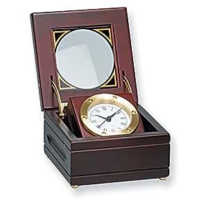 Legno capitani orologio incisione personalizzati regalo for Orologio legno amazon