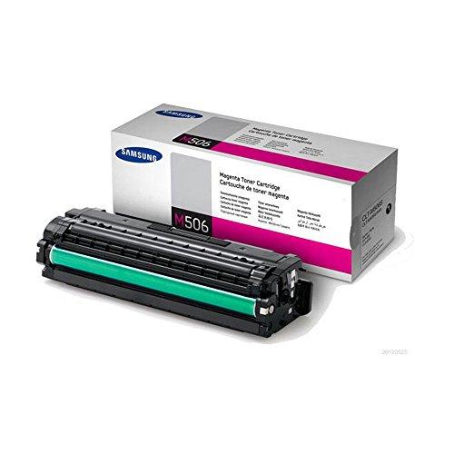 Samsung Clt-m506s Magenta Toner Cartridge Standard Yield (1,500 Yield)