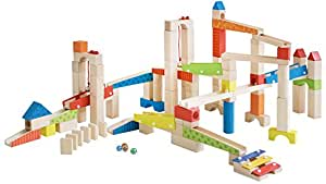 Roba - 69643 - Jeu De Construction - Parcours à Billes - 100 Pièces