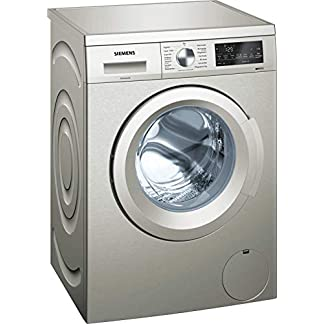 Siemens-IQ500-WU14Q4S1-Waschmaschine-8-kgA-135-kWhSpeedpack-fr-schnelle-WaschzeitenNachlegefunktionOutdoor-Programm