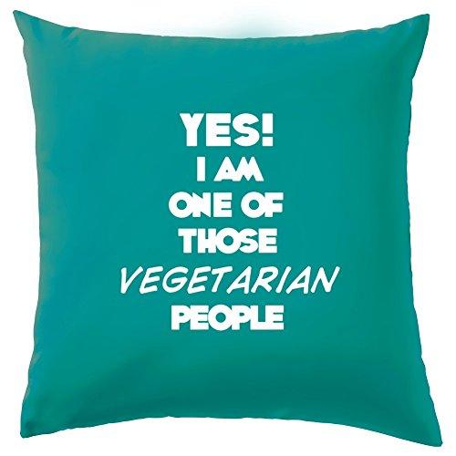 Yes. I Am uno de los vegetarianos...